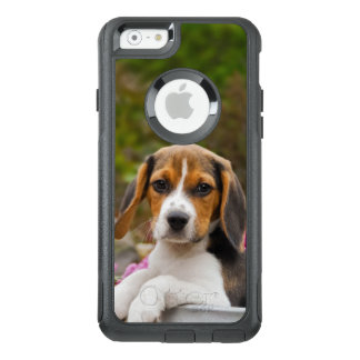 Cute Beagle Dog Puppy Photo Animal - Commuter OtterBox iPhone 6/6s Case