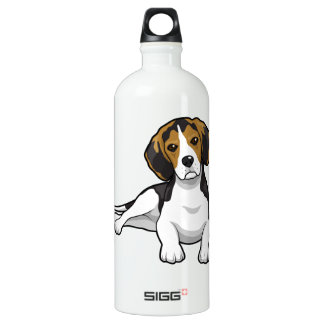 Cute Beale Puppy SIGG Traveller 1.0L Water Bottle