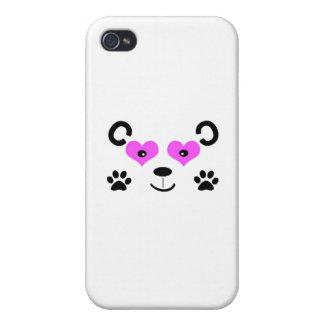 Cute Bear iPhone 4/4S Cases