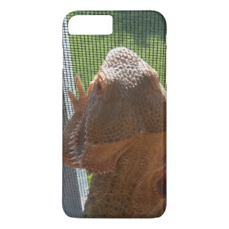 Cute Bearded Dragon Photo Design iPhone 8 Plus/7 Plus Case