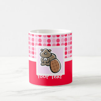 Cute Beaver Coffee Mug