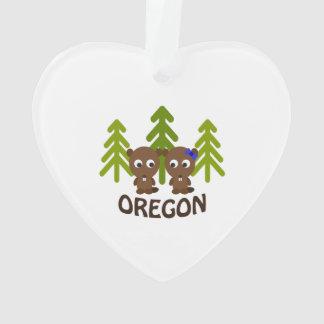 Cute Beaver Couple Oregon