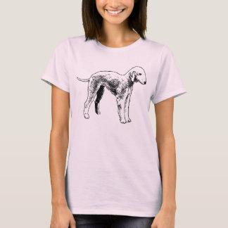 Cute Bedlington terrier Shirt