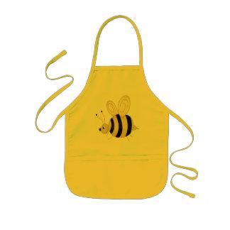 Cute Bee Kids' Apron
