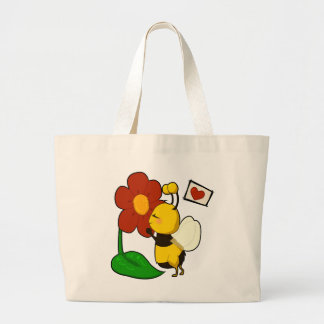 Cute bee bags