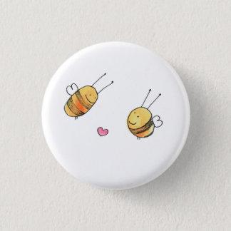 Cute Bee Button