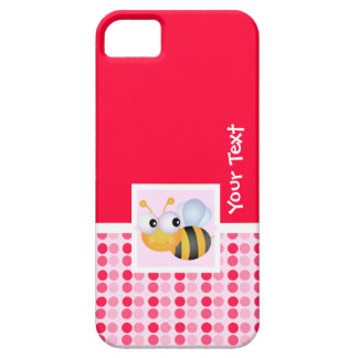 Cute Bee Case For The iPhone 5