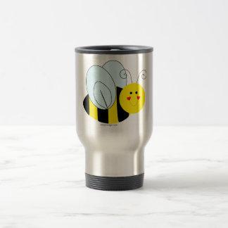 Cute Bee Coffee Mugs