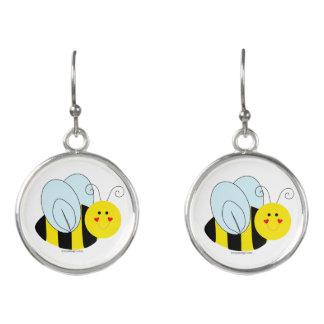 Cute Bee Earrings