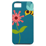 Cute Bee iPhone 5 Cover
