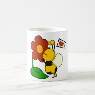 Cute bee mug