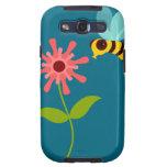 Cute Bee Samsung Galaxy SIII Case