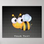 Cute Bee; Sleek