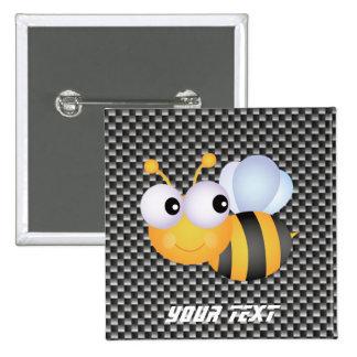 Cute Bee; Sleek Pins