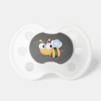 Cute Bee; Sleek Baby Pacifier