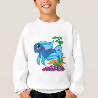 Cute Betta Sweatshirt