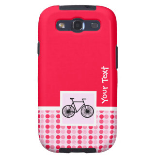 Cute Bicycle Samsung Galaxy SIII Cases