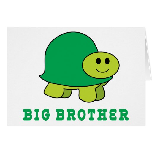Cute Big Brother Cards