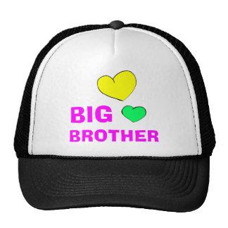 Cute Big Brother Gift Cap
