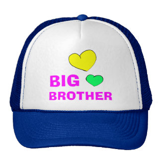 Cute Big Brother Gift Hat