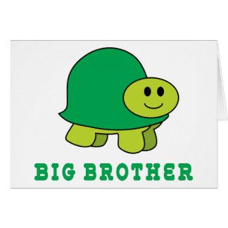 Cute Big Brother Greeting Card