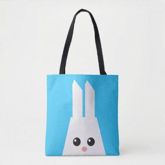 Cute Big Bunny. Tote Bag