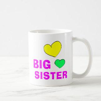 Cute Big Sister Coffee Mug