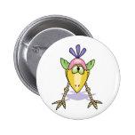 Cute Bird Buttons