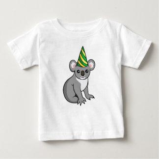 Cute Birthday Koala Party Drawing Toddler Shirt