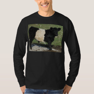 Cute Black Belted Galloway Calf T-Shirt