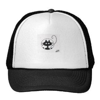 cute Black Cat Hats
