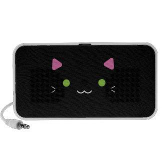 Cute Black Cat Speaker