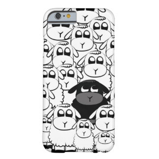 Cute black sheep iPhone 6 case