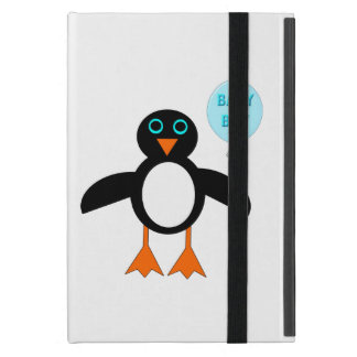 Cute Blue Baby Boy Pemugin iPad Mini Case