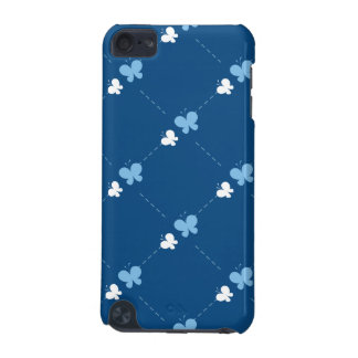 Cute blue Butterflies iPod Touch (5th Generation) Cover