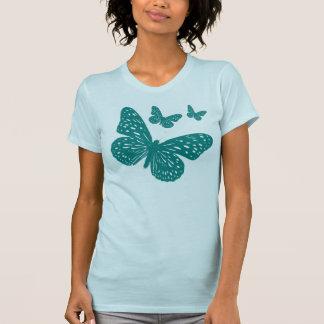 Cute Blue Butterflies T-Shirt