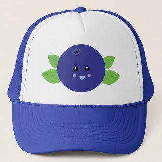 Cute Blueberry Trucker Hat