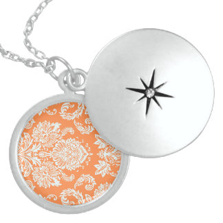 Cute Bold Sophisticated Gorgeous Round Locket Necklace