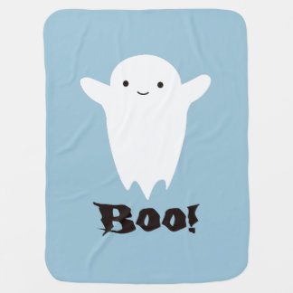 Cute Boo! Ghost Swaddle Blankets