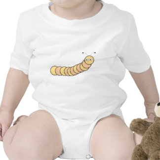 Cute Bookworm baby Baby Bodysuit