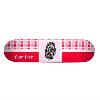 Cute Boombox Custom Skate Board