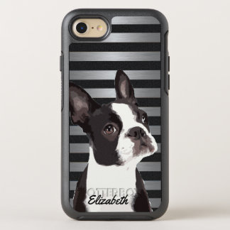 Cute Boston Terrier Name Case