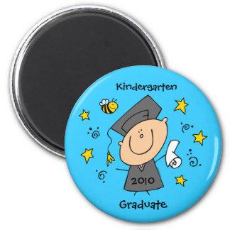 Cute Boy Grad Custom Magnet