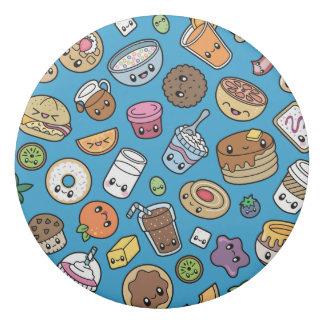 Cute Breakfast Food eraser