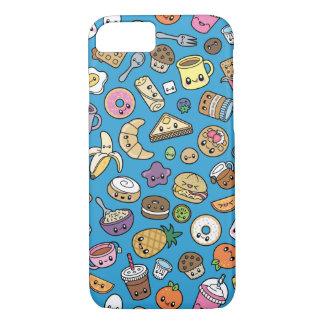Cute Breakfast Food iPhone 7 case