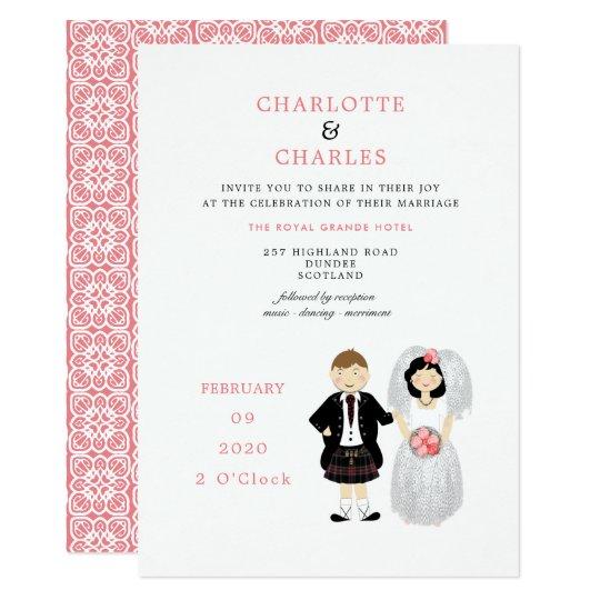 Nerdy Wedding Invites