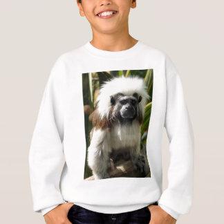 Cute brown and white monkey shirt
