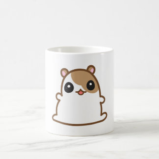 Cute Brown Hamster Coffee Mug