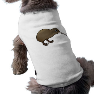 Cute Brown Kiwi from New Zealand Shirt