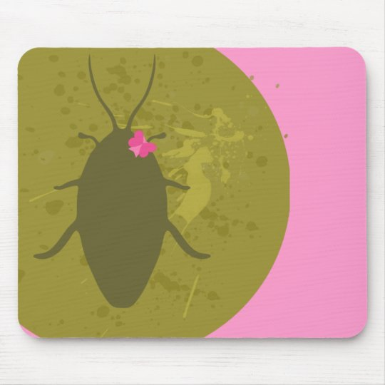 Cute Bug Mousepad